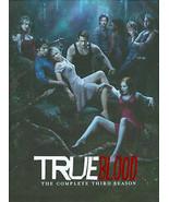 TRUE BLOOD THE COMPLETE THIRD SEASON (DVD) #I-31 C - $8.61