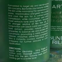 Sunday Riley Martian Mattifying Melting Water Gel Toner 1.7oz / 50ml NWOB image 2