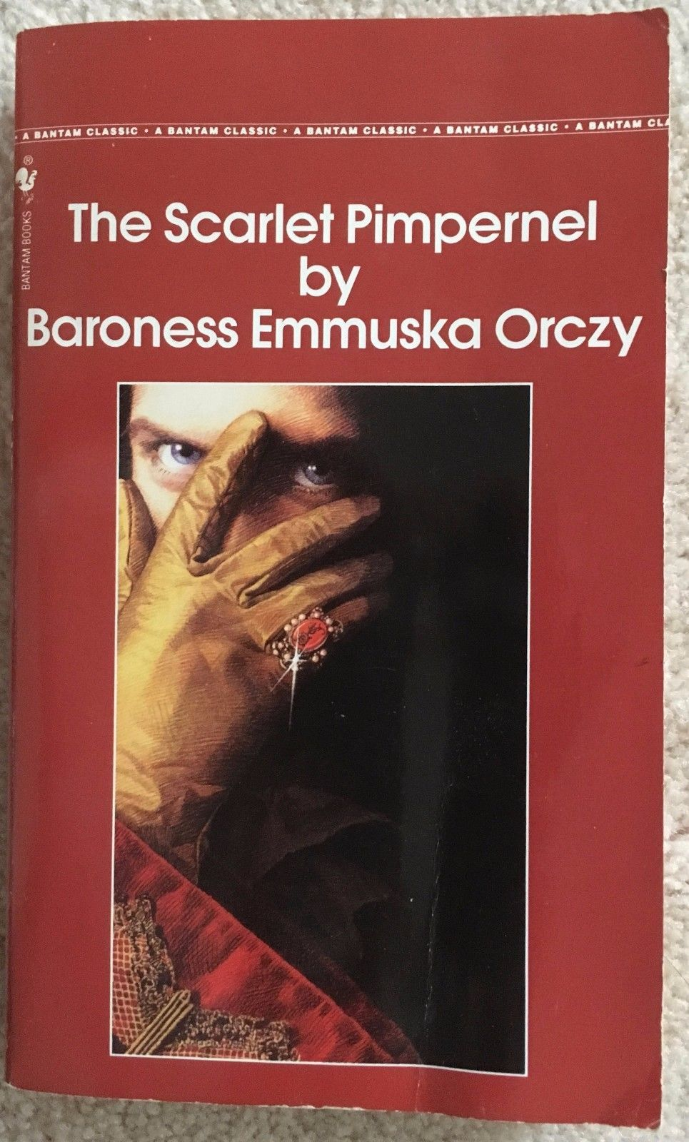 an introduction to the scarlet pimpernel baroness emmuska orczy Penguin classics: the scarlet pimpernel as anne perry writes in her introduction baroness emmuska orczy.