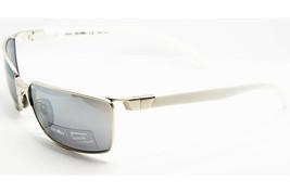 ZERORH+ XAUS Silver White / Gray Sunglasses RH780-03 61mm - $107.31