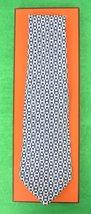 Hermes of Paris Geo Print Tie - $125.00