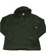 Nike Men's Large ACG Pullover 1/4 Zip Hoodie Sweatshirt Sweater Pockets ... - $34.42