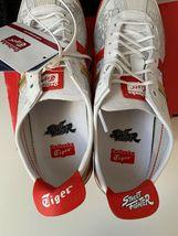 ASICS Onitsuka Tiger Street Fighter Chun Li Shoes Sneakers Red NIB Size 7  image 6