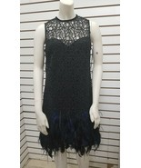 Elie Tahari Mirage Dress black size 4 - $197.01