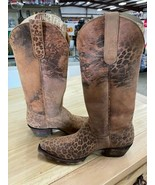 """Old Gringo Boots Leopardito 13"""", Size 7, Width B - $325.00"""