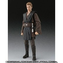 Neuf Bandai S.H.Figurines Anakin Skywalker (Attaque des Clones) de Japon - $246.32