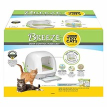 Purina Tidy Cats BREEZE Hooded Cat Litter System - $50.83