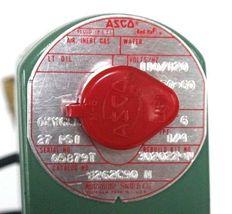 NEW ASCO 8262C90 N SOLENOID VALVE 100/120 VOLTS/HZ 27PSI 1/4PIPE 6WATTS image 6