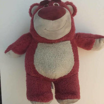 "Toy Story 3 Lotso Scented Strawberry Bear 15"" Plush Stuffed Animal Disne... - $34.60"