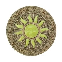 Bursting Sun Glowing Stepping Stone - $38.60