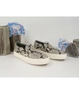 Tory Burch Warm Roccia Leather Slip On Sneakers 7 NIB - $182.66