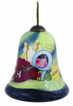 Alaska Angel Ne'Qwa Ornament New Christmas Bell Shape Susan Winget NO BOX  - $30.68