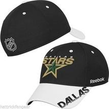 Dallas Stars Reebok MO76Z NHL Pro Shape Hockey Practice Cap Hat  L/XL - $18.99