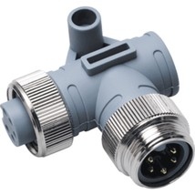 Maretron Mini 90 Deg. Male to Female Connector - $56.18