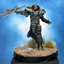 Painted Privateer Press Miniature Darkage Kane - $52.15