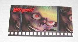 Dealer Promo - MARS ATTACKS 1996 TOPPS WIDEVISION  PROMO CARD - $4.99