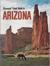Sunset travel guide to Arizona, [Jan 01, 1973] - $1.32
