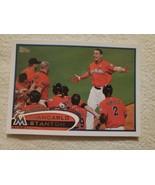 Giancarlo Stanton ~ 2012 Topps #US154 ~ Single Baseball Trading Card - £0.68 GBP