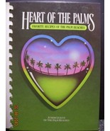 Heart of the Palms [Plastic Comb] Junior League of the Palm Beaches, FL - $2.47