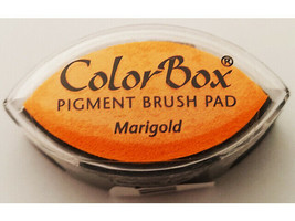 Colorbox Pigment Cat Eye Ink Pad, Marigold image 2