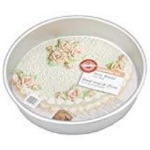 Wilton 2105-2207 Performance Aluminum Cake, 10-Inch PERF PAN 10X2 ROUND - $14.99