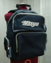 p48 Toronto Blue Jays Backpack Travel Tote School Bag bottle holders - $16.46