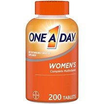 Multivitamin for Women by One a Day, Vitamins for Women with Vitamin C, Vitamin
