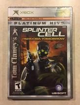 Xbox Tom Clancy Splinter Cell Pandora Tomorrow - $15.00
