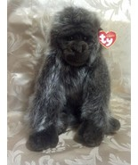 TY Classic 10 inch BABY RUMBLES GORILLA Plush Stuffed Animal - $14.97