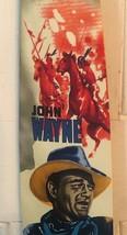 Vintage 2003 Ralph Marlin Hondo John Wayne Mens Neck Tie *NEW* Oscars Party - $24.95