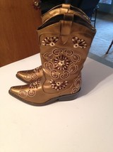 Soda Embroidery cowgirl boots size 8 ladies - $19.95