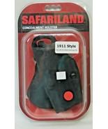 "Safariland Kimber 4""BBL ALS Paddle Holster LEFT 6378-52-412 STX Plain - $37.62"
