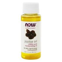 NOW Foods Jojoba Oil Pure, 1 Ounces - $8.35