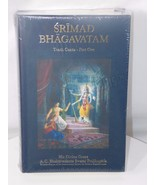 Srimad Bhagavatam Tenth Canto Part One 10.1 His Devine Grace Krishna HC NEW - $14.84