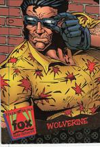 X-Men Wolverine Fleer 95 Ultra 1995 Fox #90 Ungraded Trading Card - $8.79