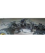 MONSTER TRUCK FRAME,SUSPENSION,CHASSIS,ENGINE ROLL CAGE SALVAGED-WEIRD OHS  - $14.20