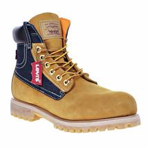 Levi's Harrison Men's Boots Buck Wheat-Denim 516435-11B - $109.95