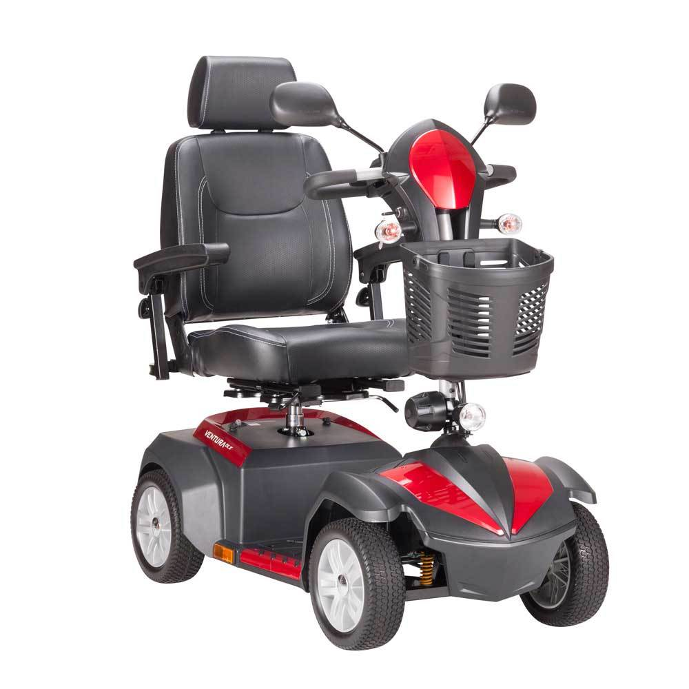 Drive medical ventura power 4 wheel mobility scooter 0 large