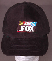 NASCAR of FOX Hat-Black-Double Snapback-Embroidered-Auto Racing-Mohr's-R... - $24.16