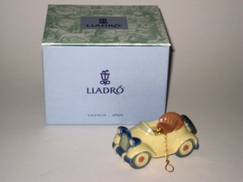 LLADRO - Little Roadster -  Ornament - Retired - Mint In Box -  Number -... - $125.00