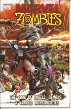 Marvel Zombies One-Shot The Book Of Angels Demons & Various Monstrosities - £2.38 GBP