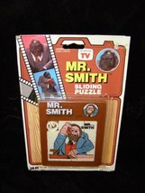 Mr. Smith Sliding Puzzle 1983 Jaru New In Vg Package Monkey TV Show - $16.99