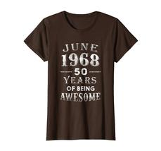 Uncle Shirts -   June 1968 Shirt-50th Birthday Gift Idea For Men And Women Wowen image 4