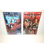 LOST BOYS #1A AND #1B - JOELLE JONES VARIANT - FREE SHIPPING! - $28.05
