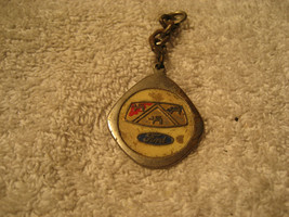 Vintage Ford Motor keychain 1 1/2'' - $19.79