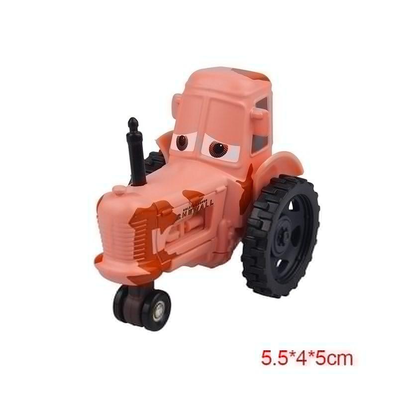 "Disney Pixar Cars 2 ""Xiaoniu"" Diecast Vehicle Kids Toys"