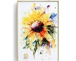 DEMDACO Big Sky Carver Sunflower Wall Art