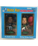 1998 Home Run Headliners XL KEN GRIFFEY JR. Mark McGwire MLB ALL STARS - $7.92