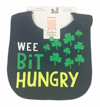 St. Patrick's Day Carter's Just One You Wee Bit Hungry - $17.82