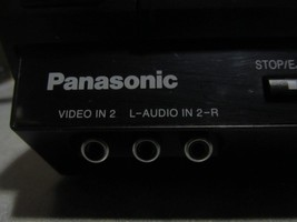 OEM panasonic VCR/DVD player model no.PV-D4745  - $182.77